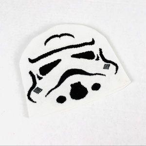 Star Wars stormtrooper beanie/winter hat, unisex